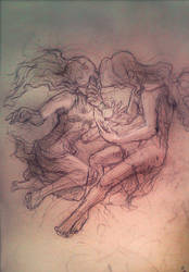 Random drawing by llesliedesign