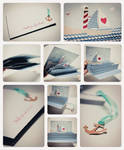 Pop-Up Sailing Card by vicexversa