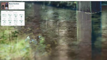 Pond by noha-ra