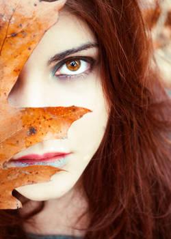 Miss Autumn by Dark-wind-Wings