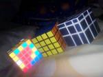 My Rubics Cubics by Mr-Astroboy