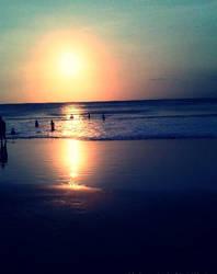 Parangtritis Beach by Mr-Astroboy