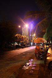 Glowy Night by Mr-Astroboy
