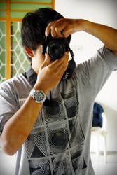 A Wannabe Photographer by Mr-Astroboy