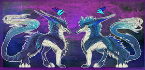 Eeto Twins DTA - CLOSED by Kyra-Adoptables