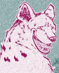 Hyena's Point by Aulef