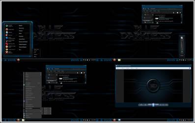 Blue Darkness Update 2 by bigcyco1