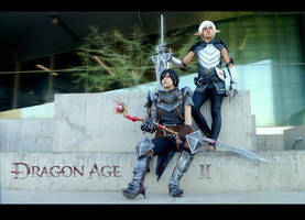 Dragon Age II - Kirkwall Days by Aicosu