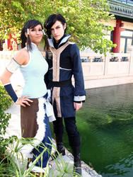 Avatar: Legend of Korra Cosplay by Aicosu