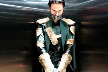 Loki Cosplay - Imprisoned by Aicosu