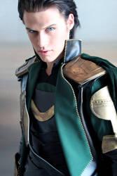 Loki - God of Mischief by Aicosu