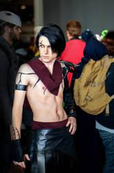Dragon Age - Morrigan Cosplay Genderbend by Aicosu