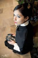 Dishonored Cosplay - Empress Jessamine by Aicosu