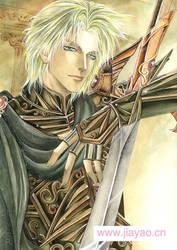 knight by Rina-Liu