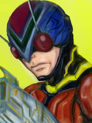 Riderman: Variant by Yukaru00