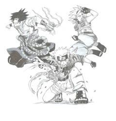 Team 7 by Yukaru00