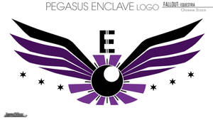 Overmare Studios: FEQ: Grand Pegasus Enclave LOGO by Jeffk38uk