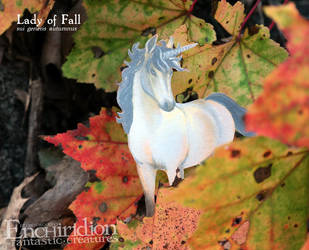 Lady of Fall (sui generis autumnus) by Ettinborough