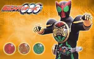 Kamen Rider OOO TaToBa Form by blakehunter