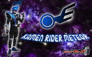 Kamen Rider Meteor by blakehunter