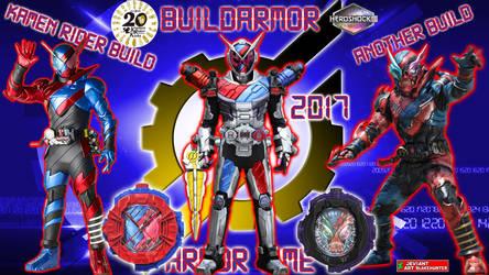 Kamen Rider Zi-O BuildArmor by blakehunter