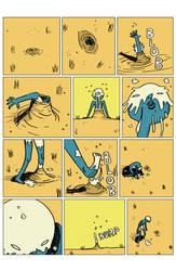 Taran of Thula #1 (Pag 1) by ErtitoMontana