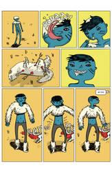Taran of Thula #1 (Pag 2) by ErtitoMontana