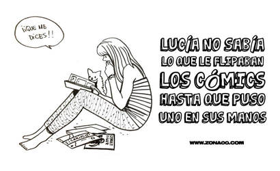 Read comics, read Zona 00 Comics by ErtitoMontana