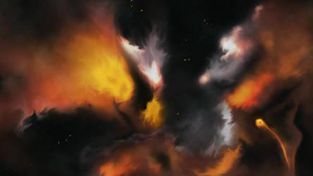 Hubble's Force Awakening by Eligius57