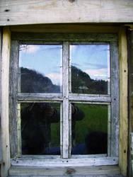 Old Window by ofeliq