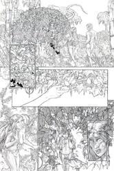 Fall of Adam ink pg.3 by TheELDiluvian
