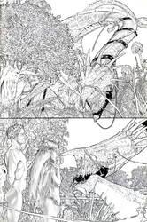 Fall of Adam ink pg.4 by TheELDiluvian