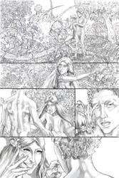 Fall of Adam ink pg.5 by TheELDiluvian