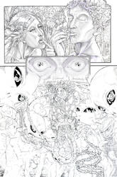 Fall of Adam ink pg.6 by TheELDiluvian