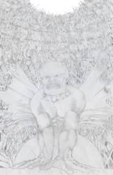 When Adam Shone Pg.9 pencil by TheELDiluvian