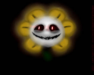 Flowey. by VocaloidFanGirl87234