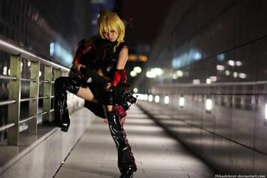 Vocaloid _ Len by MikadoLover