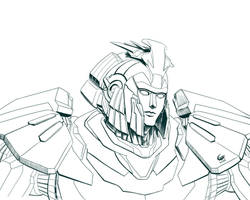 Armored Mecha by Neoconvoy