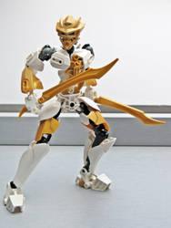 Toa Kuri, the Lightbringer by Vox22