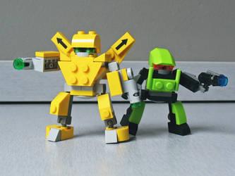 More RoboBuddys by Vox22