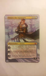 Venser, The Sojourner altered by Hasslord by Hasslord