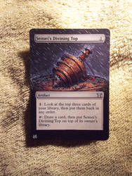Senseis Divining Top altered by Hasslord by Hasslord