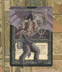 Chain of Mephistopheles altered by Hasslord by Hasslord