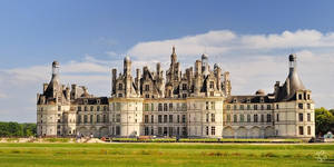 Chateau de Chambord by XanaduPhotography