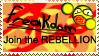 Freakdom Stamp by PyroPaul