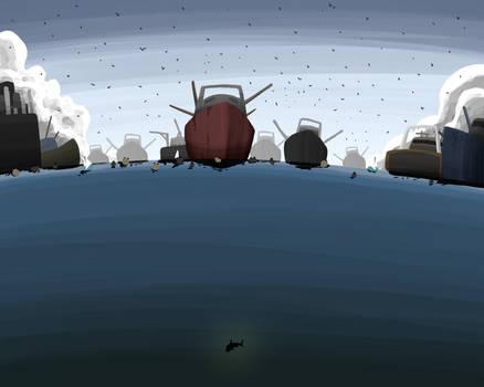 The Last Free Fish by krokodok