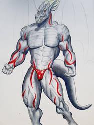 Striking a Pose by Korozar