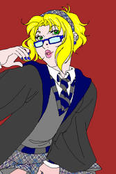 Ravenclaw me by the-pink-angel