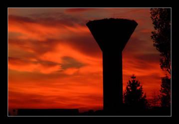 Beautiful Sky by xavierus