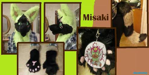 ~Shuntorizzy Studio~ Misaki (commission) by shuntorizzy